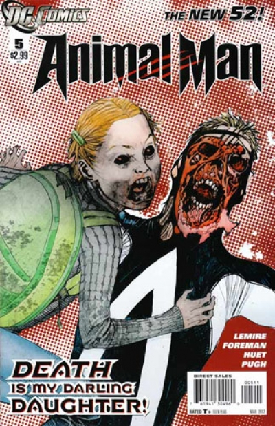 Animal Man vol 2 # 5