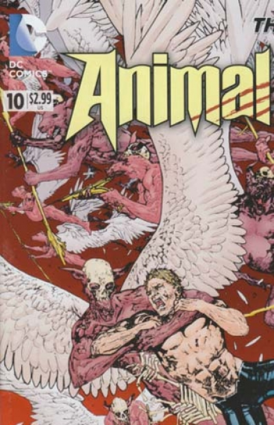 Animal Man vol 2 # 10