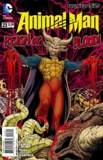 Animal Man vol 2 # 23