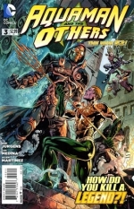 Aquaman and the Others # 3