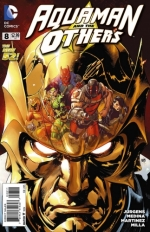 Aquaman and the Others # 8