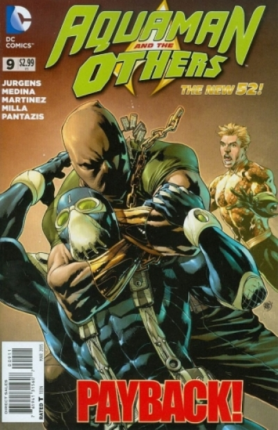 Aquaman and the Others # 9