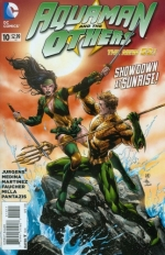 Aquaman and the Others # 10