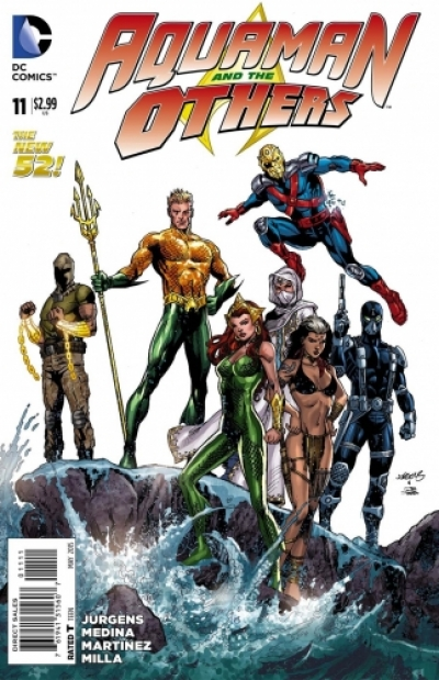 Aquaman and the Others # 11