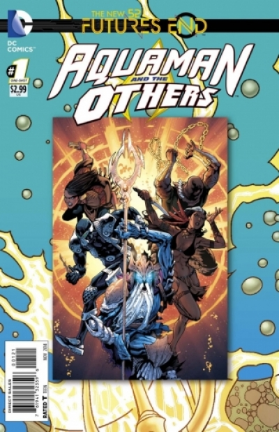 Aquaman and the Others: Futures End # 1