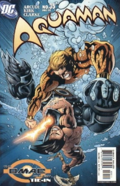 Aquaman vol 6 # 35