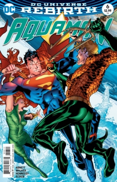 Aquaman vol 8 # 6