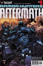Armor Hunters: Aftermath # 1