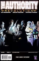 The Authority: Revolution # 12