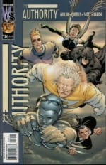The Authority vol 1 # 16
