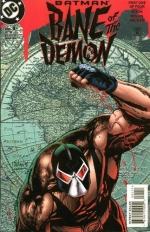 Batman: Bane of the Demon # 1