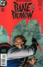 Batman: Bane of the Demon # 2