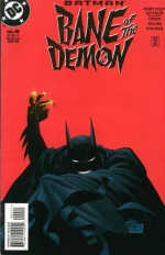 Batman: Bane of the Demon # 4