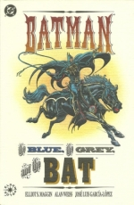 Batman: The Blue, the Grey, and the Bat # 1
