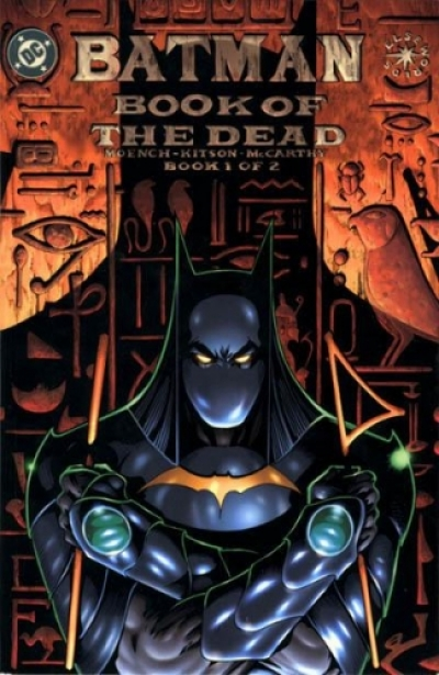 Batman: Book of the dead # 1