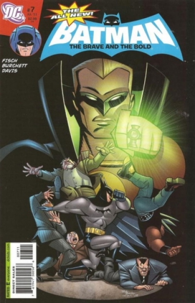 The All New Batman: The Brave and The Bold # 7