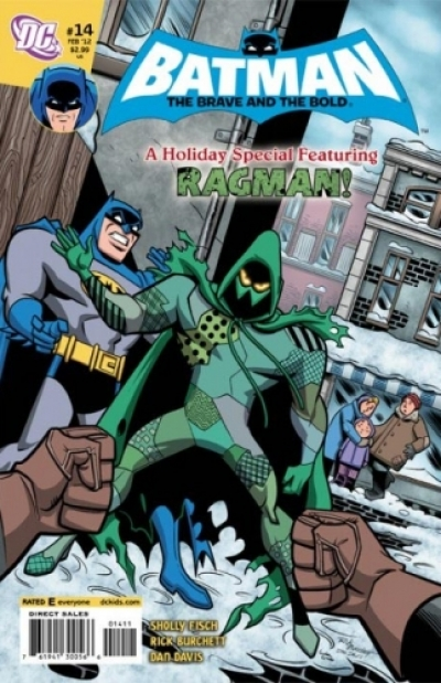 The All New Batman: The Brave and The Bold # 14