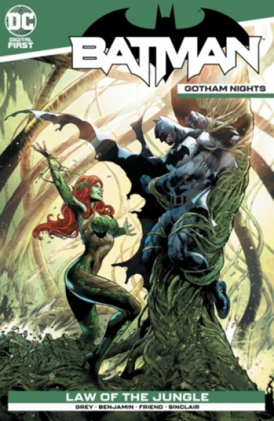 Batman: Gotham Nights # 3