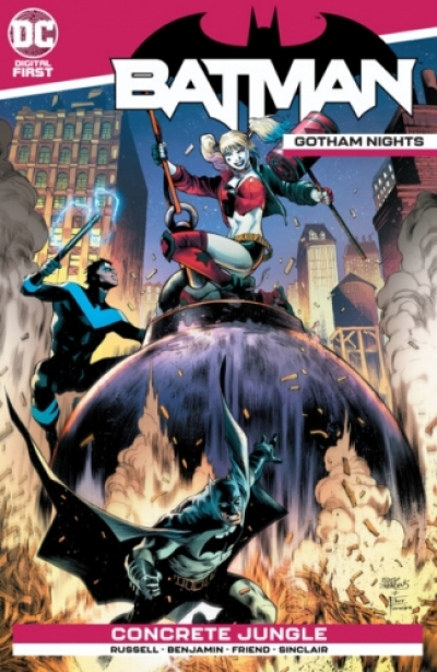 Batman: Gotham Nights # 5