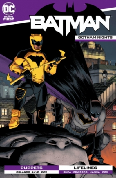 Batman: Gotham Nights # 8