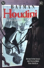 Batman / Houdini: The Devil's Workshop # 1