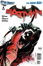 Batman vol 2 # 3