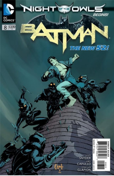 Batman vol 2 # 8