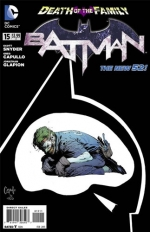 Batman vol 2 # 15