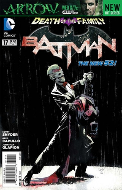 Batman vol 2 # 17