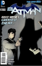 Batman vol 2 # 19