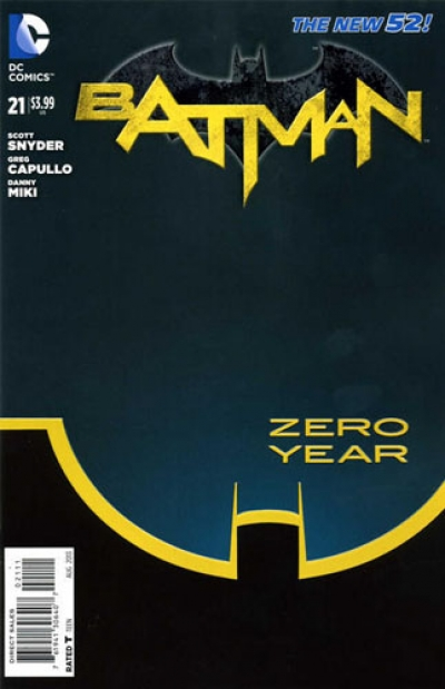Batman vol 2 # 21