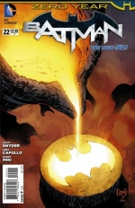 Batman vol 2 # 22
