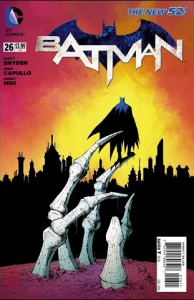 Batman vol 2 # 26
