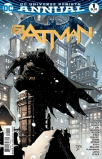 Batman Annual Vol 3 # 1