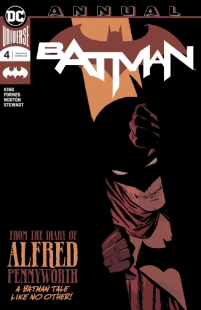 Batman Annual Vol 3 # 4