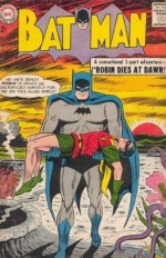 Batman vol 1 # 156