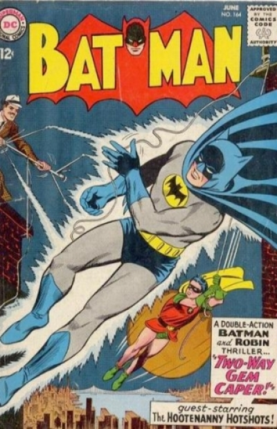 Batman vol 1 # 164
