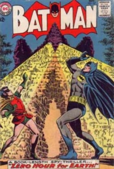 Batman vol 1 # 167