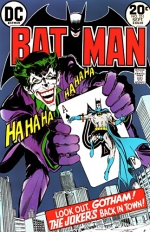 Batman vol 1 # 251