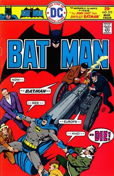 Batman vol 1 # 273