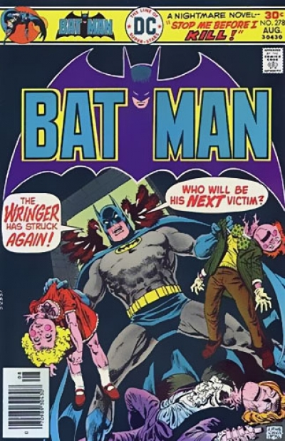 Batman vol 1 # 278