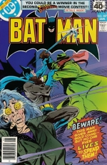 Batman vol 1 # 307