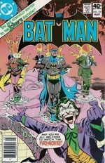 Batman vol 1 # 321
