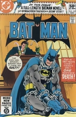 Batman vol 1 # 329