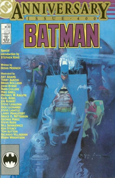 Batman vol 1 # 400