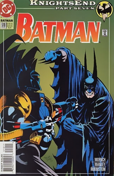 Batman vol 1 # 510