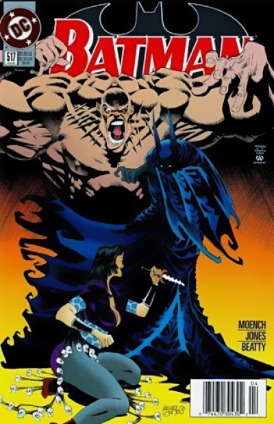 Batman vol 1 # 517