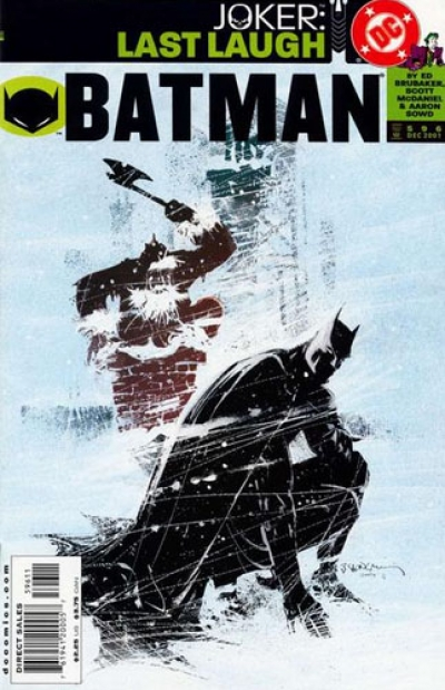 Batman vol 1 # 596