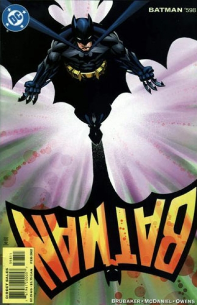 Batman vol 1 # 598