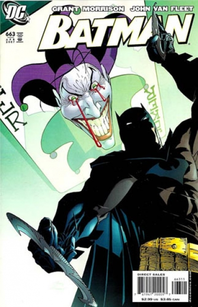 Batman vol 1 # 663